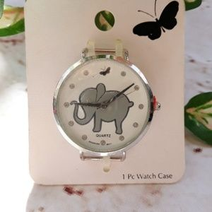 Accessories - NWT 🐘 Elephant Watch Face